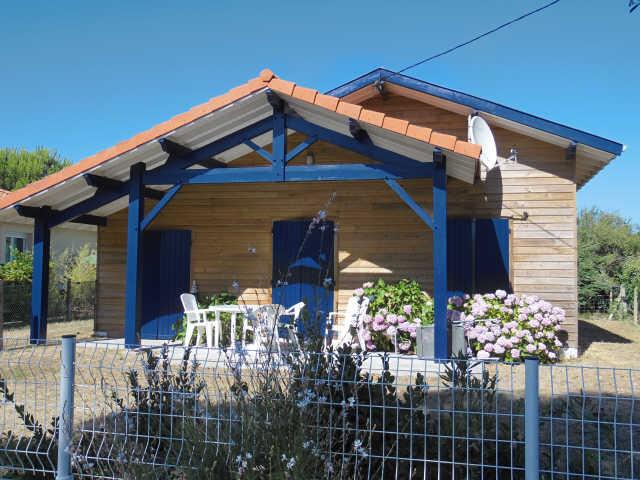 Location de vacances Villa 4 pièces à Mimizan-Plage