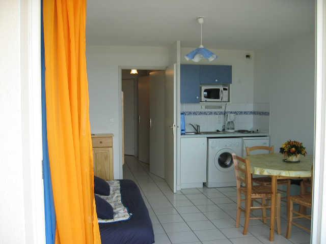 Location de vacances 2 pièces cabine à Mimizan Plage