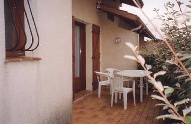 Location de vacances 2 pièces + mezzanine à Mimizan Plage
