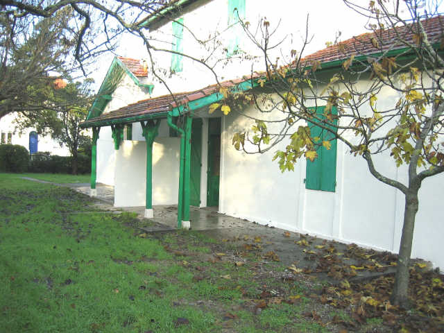 Location de vacances Villa jumelée 2 pièces à Mimizan Plage