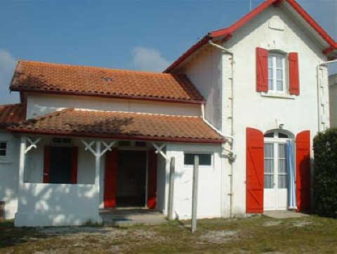 Location de vacances Villa 3 pièces à Mimizan-Plage -