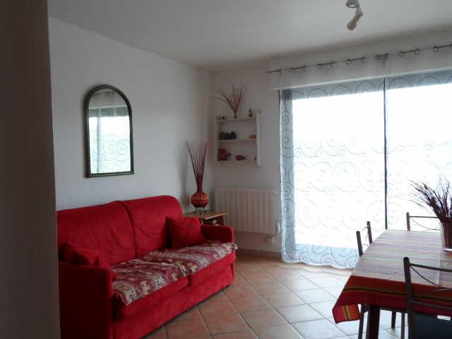 Location de vacances Studio alcôve à Mimizan Plage