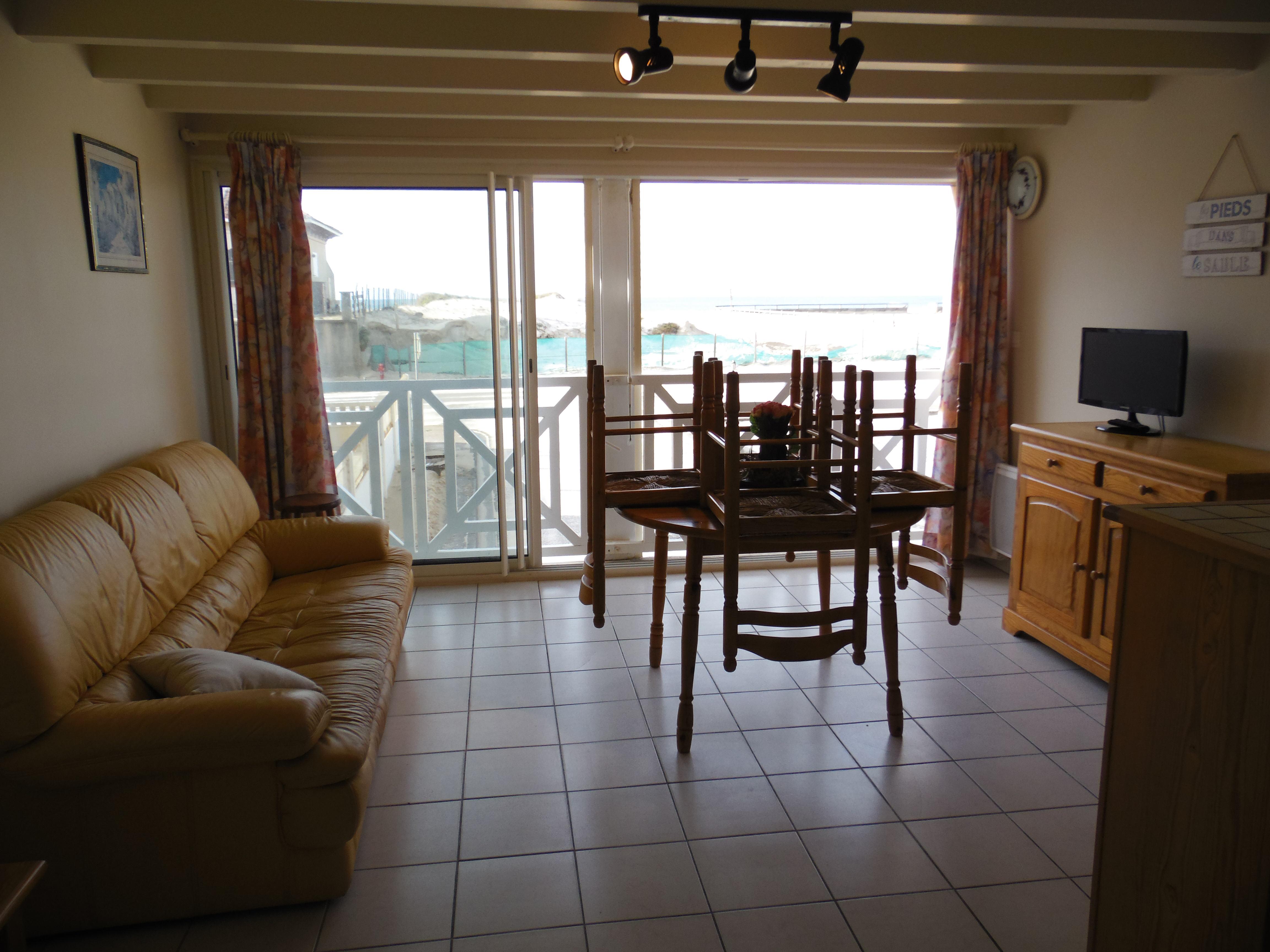 Location de vacances Appartement T3 Duplex à Mimizan Plage