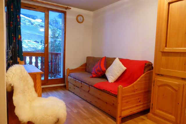 Location 2 pièces à Areches - Vacances à la montagne