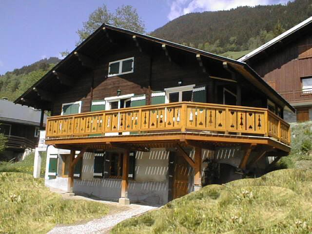 Location Chalet confort+++ 7 pièces à Areches - Vacances à la montagne