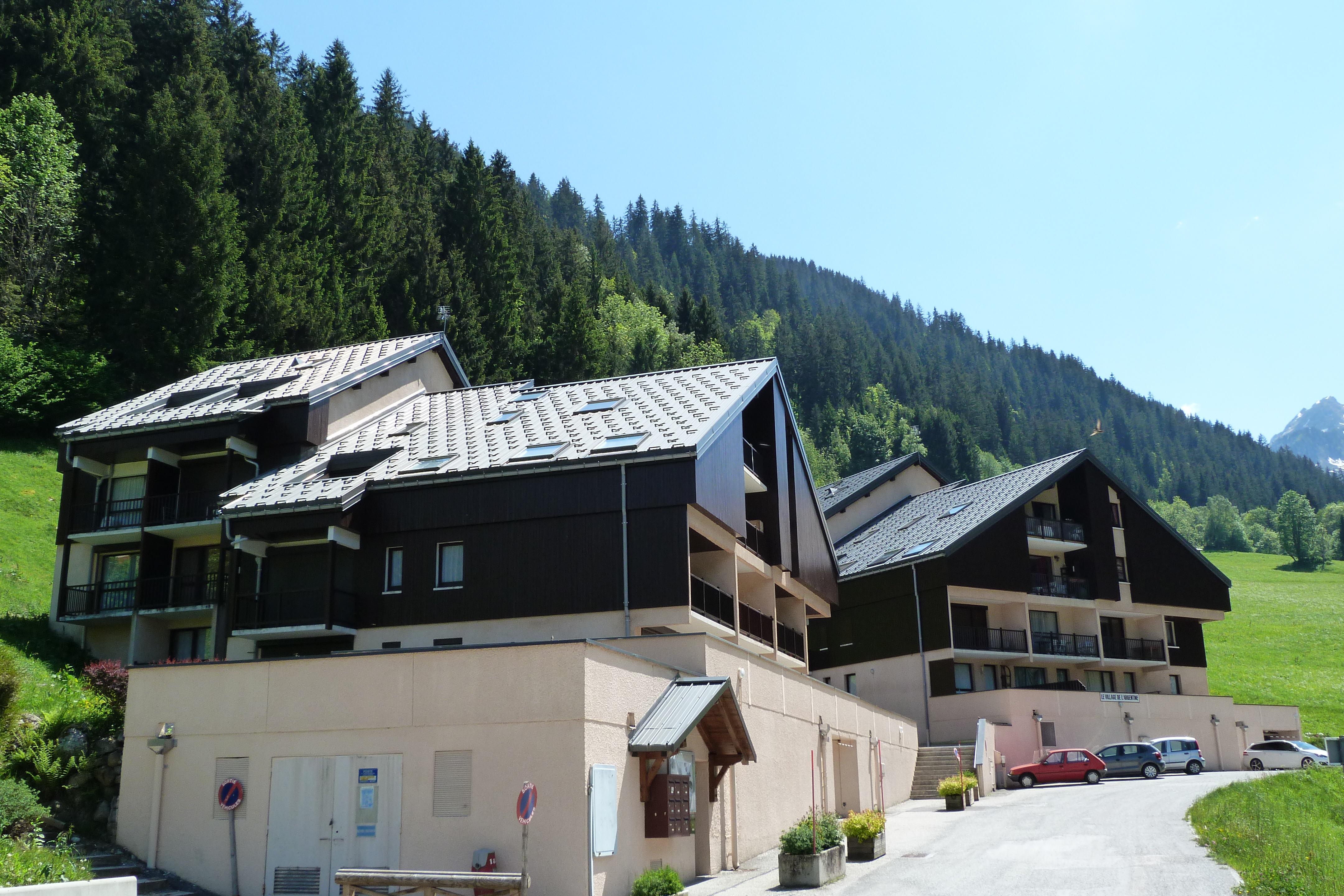 Location Studio à Areches - Vacances à la montagne