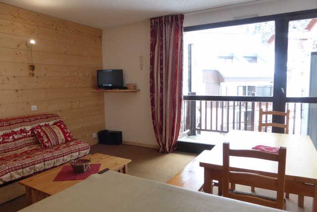 Location Studio cabine à Areches - Vacances à la montagne