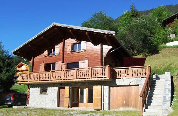 Location chalet  9 pièces à Areches - Vacances à la montagne