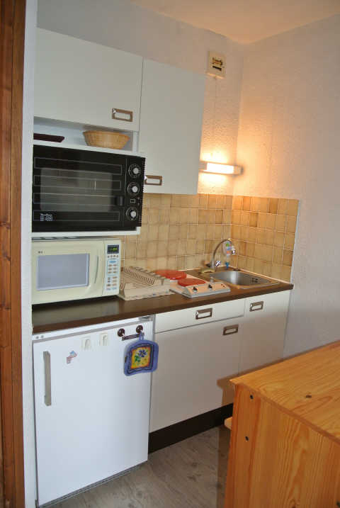 Appartement 1 personne, Les Orres