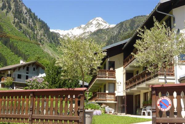 Location 3 pièces à Areches - Vacances à la montagne