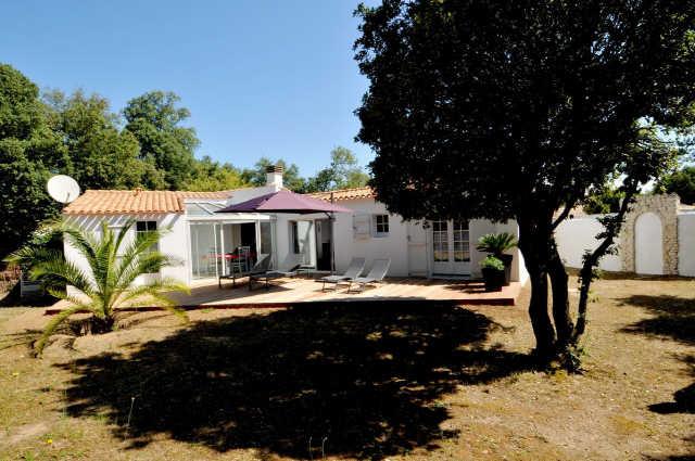 Villa 3 pièces, La Couarde Sur Mer