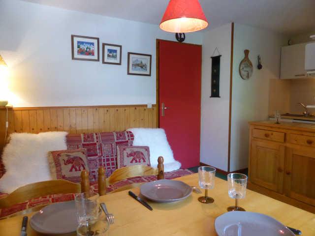 Location 2 pièces confort à Areches - Vacances à la montagne