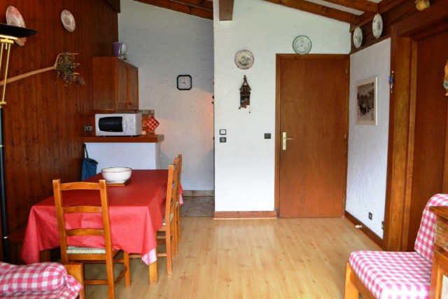 Location vacances 3 pièces pour 6 personnes à Praz Sur Arly