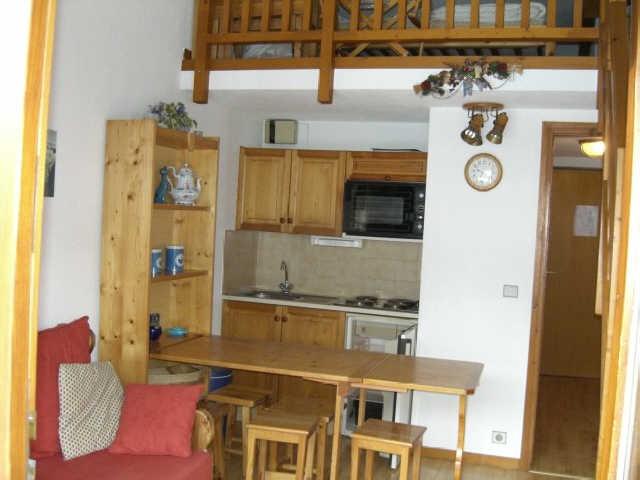 Location vacances 2 pièces + mezzanine pour 5 personnes à Praz Sur Arly