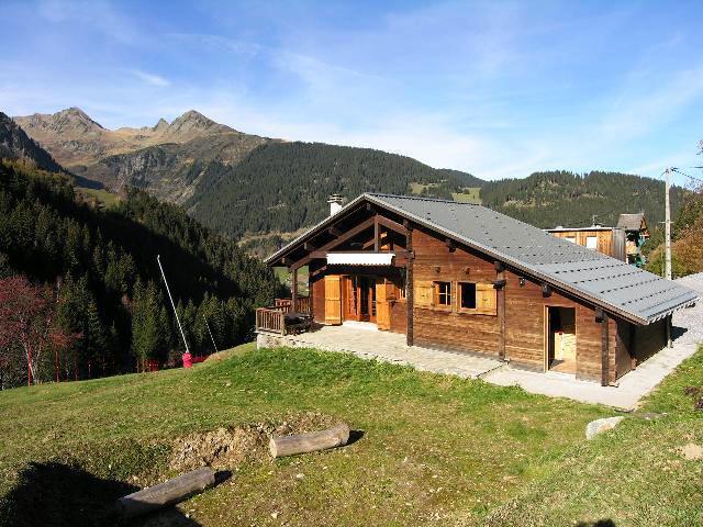 Location 5 pièces mezzanine à Areches - Vacances à la montagne