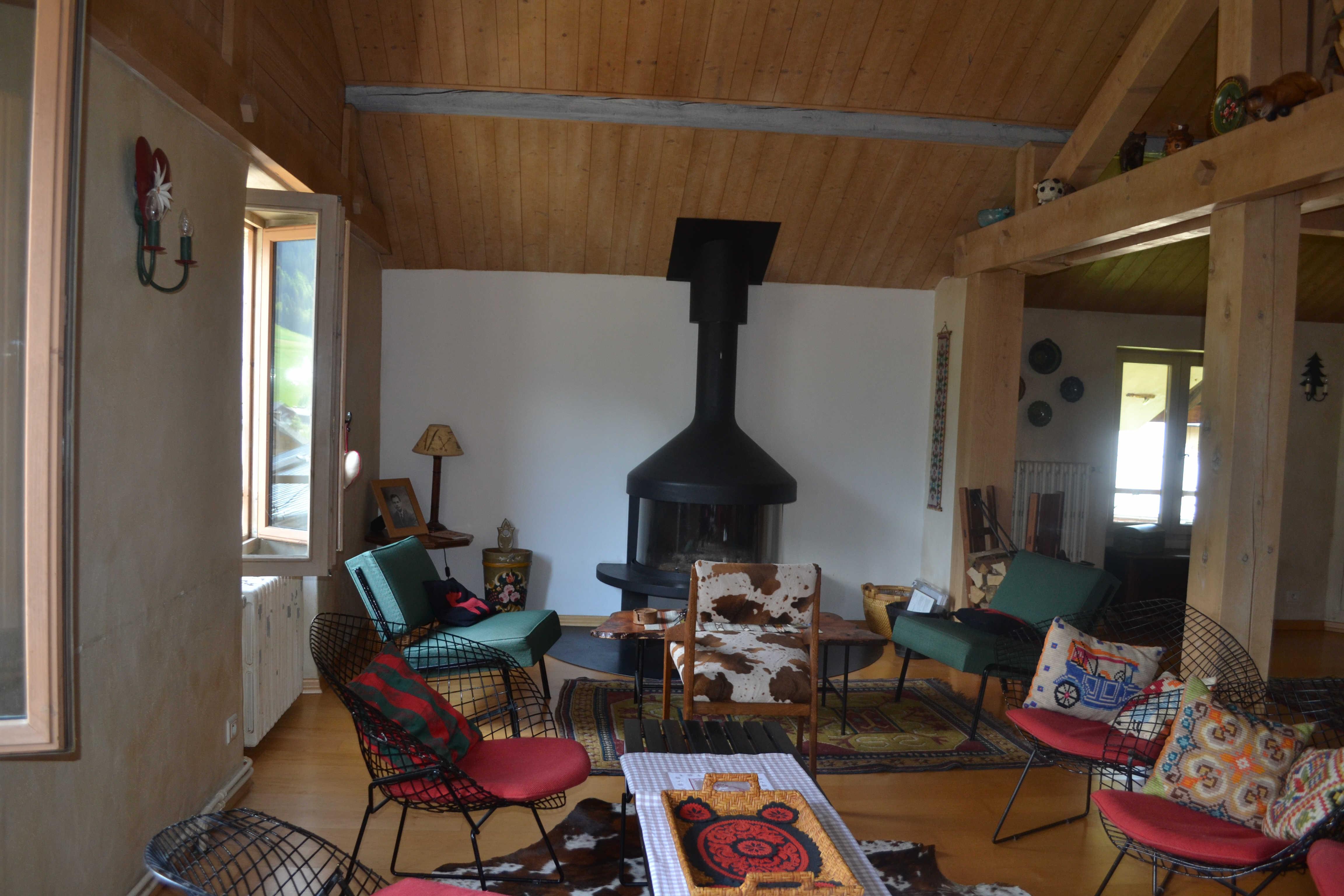Location vacances 5 pièces pour 8 personnes à Praz Sur Arly