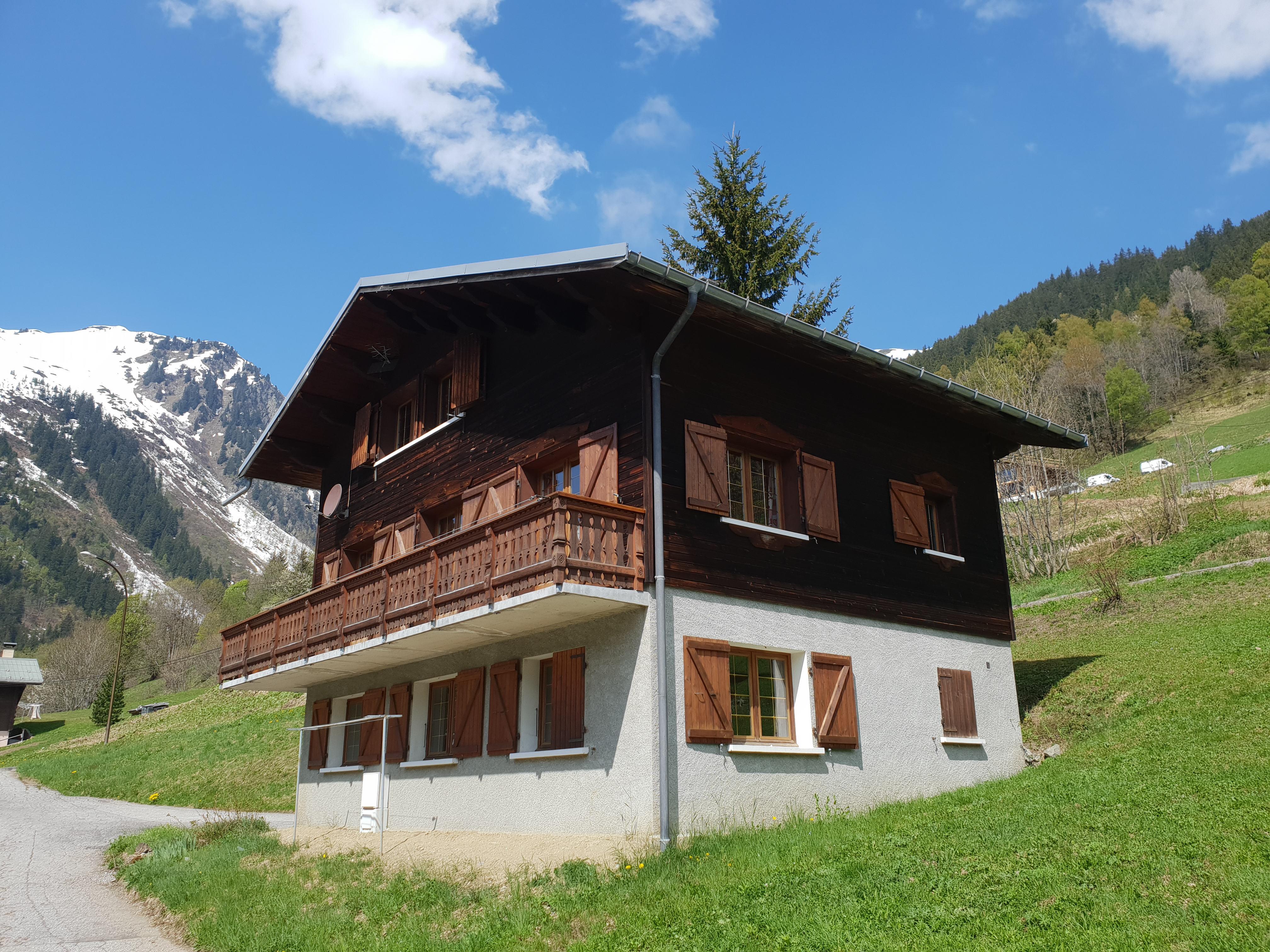 Location 6 pièces à Areches - Vacances à la montagne