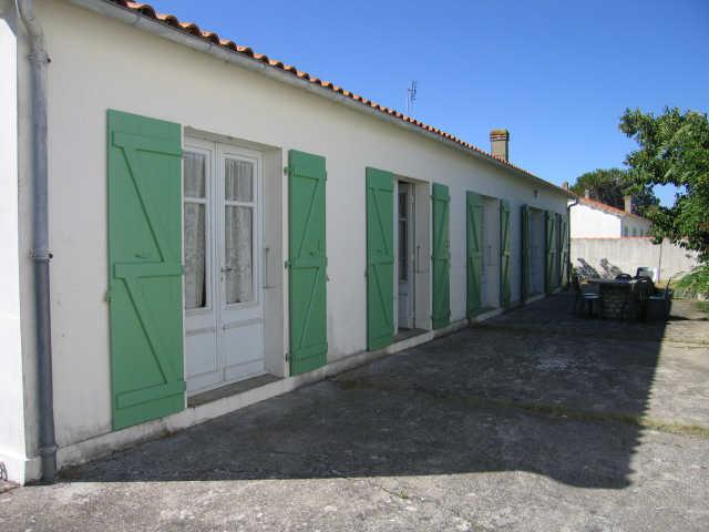 Maison de pays la couarde sur mer  6 pers.