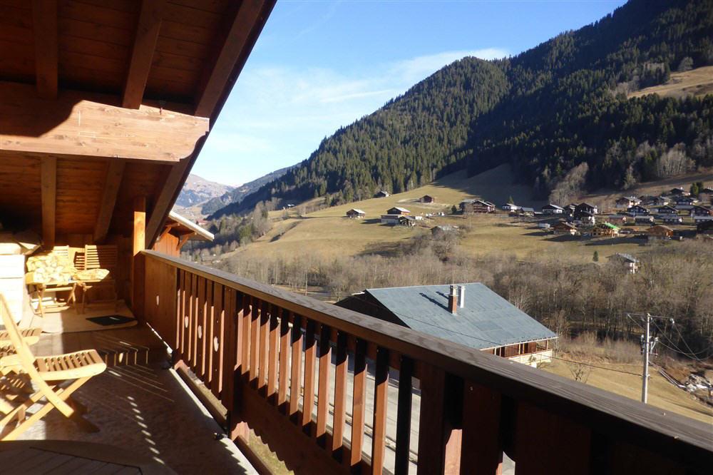 Location 6 pièces triplex à Areches - Vacances à la montagne