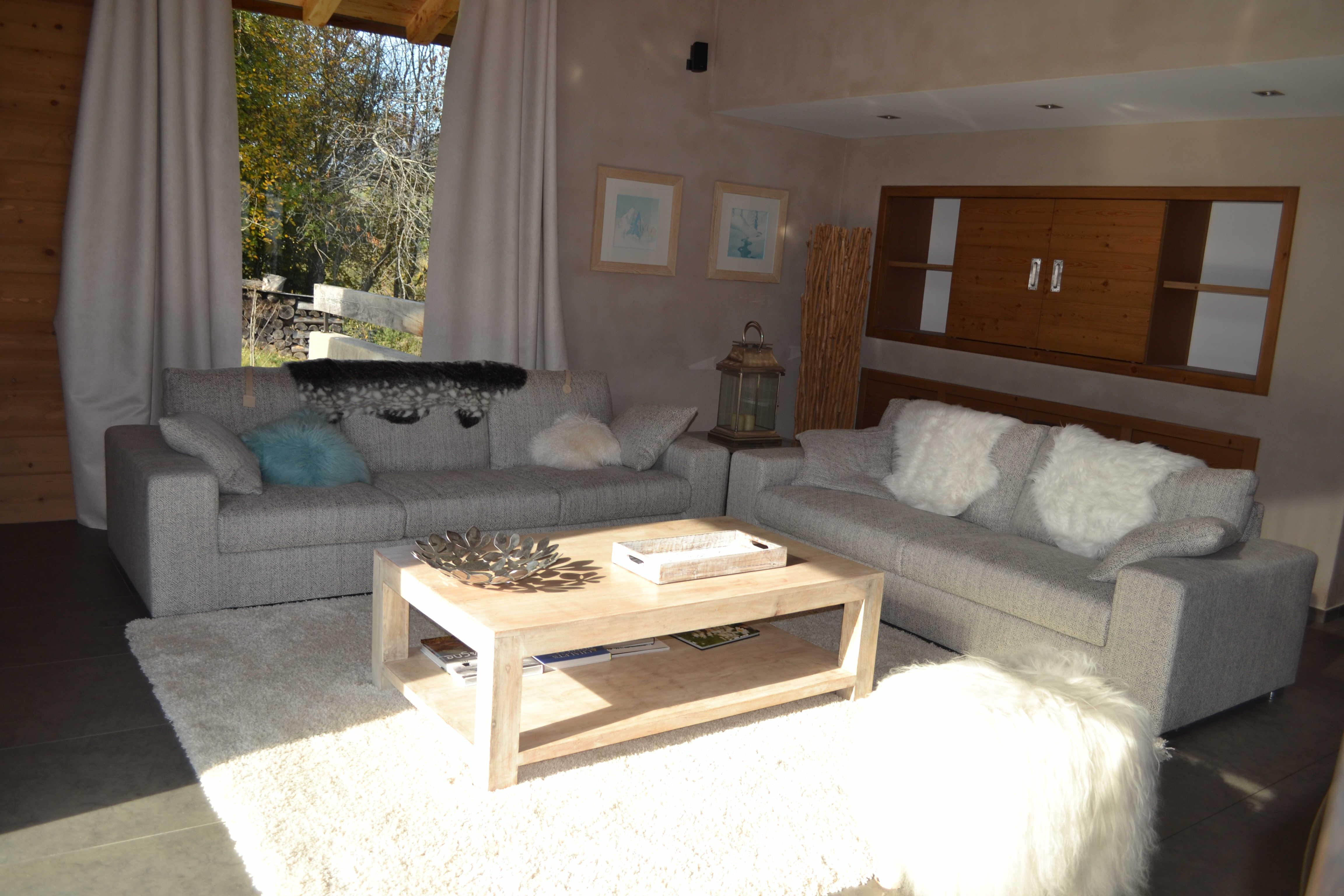 CHALET pour 12 personnes en location de vacances à Praz Sur Arly