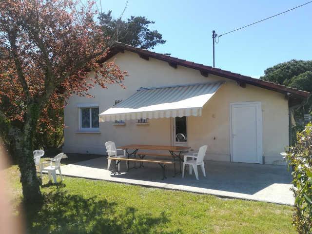 Location de vacances Villa à Mimizan Plage -