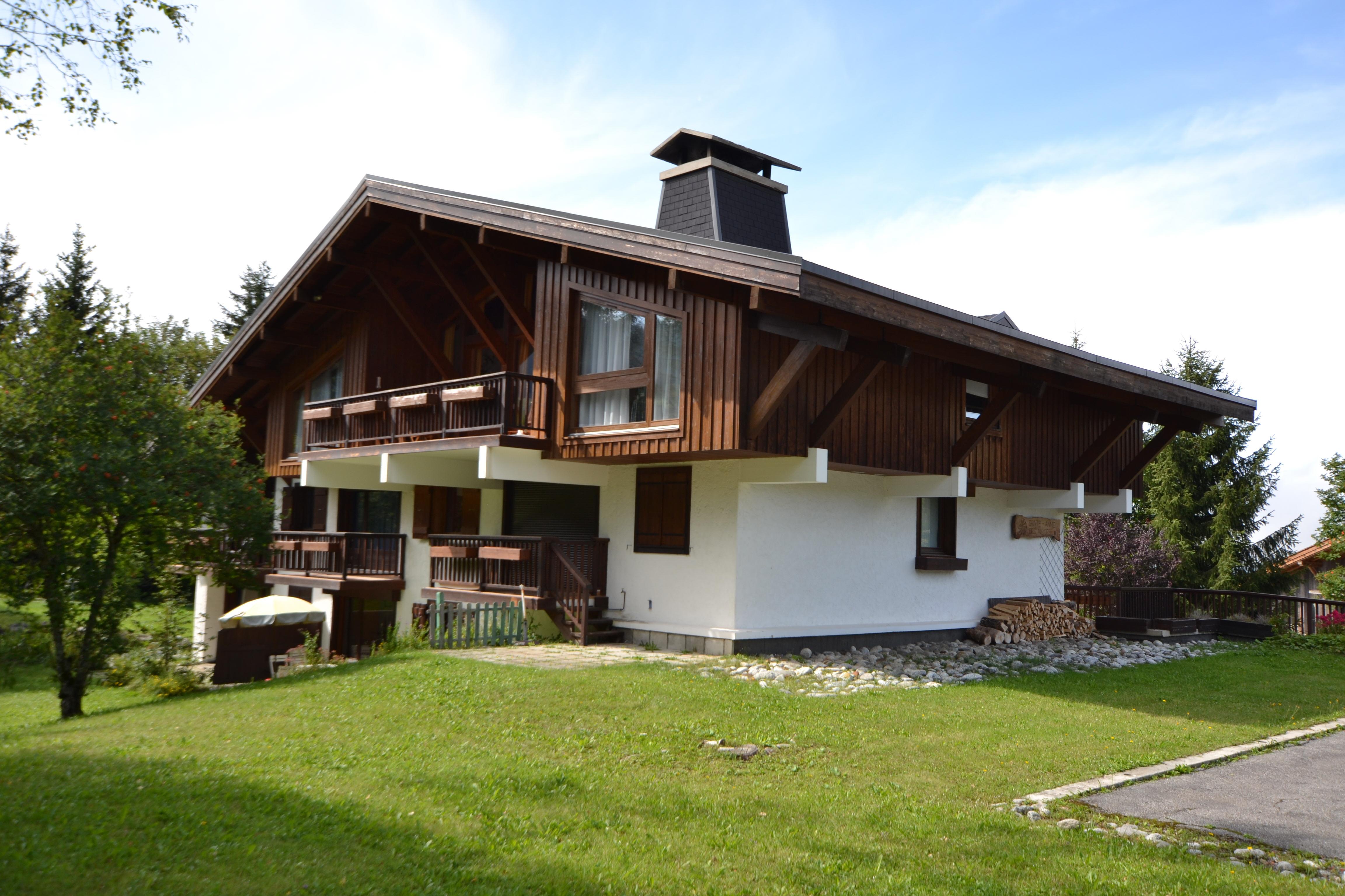Location vacances 5 pièces confort pour 8 personnes à Megeve
