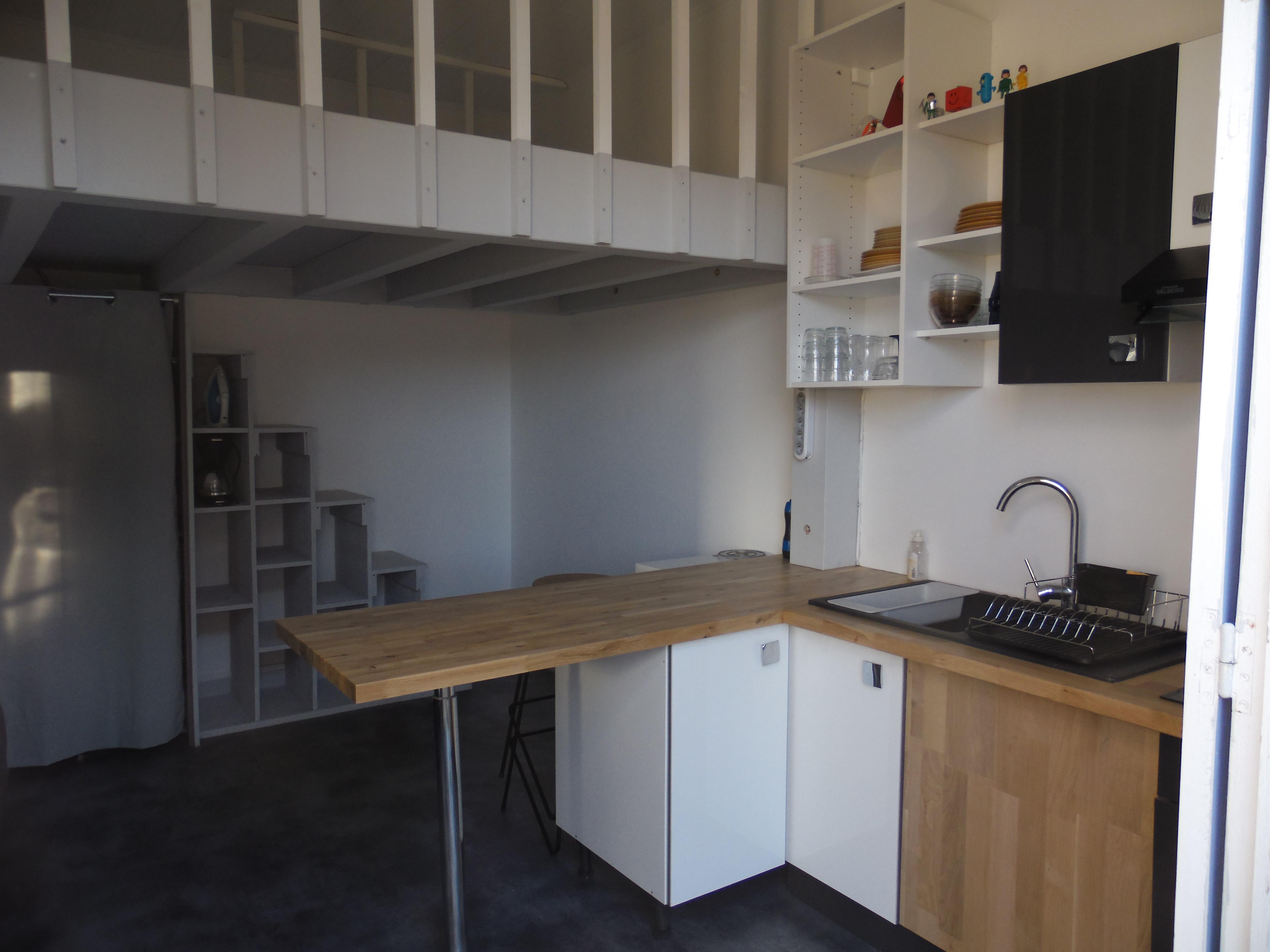 Location de vacances Studio mezzanine à Mimizan-Plage