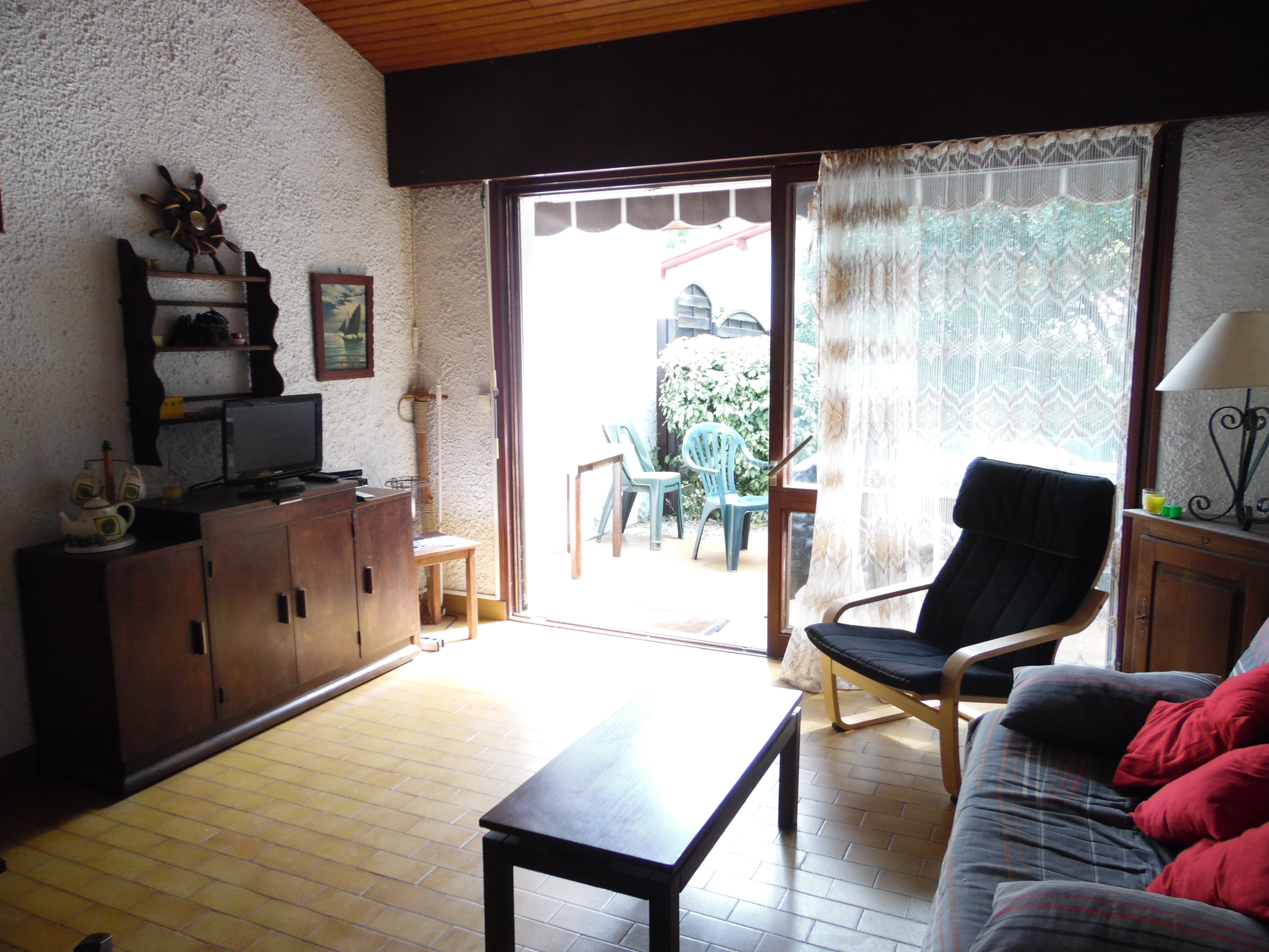 Location de vacances Maisonnette 2 pièces à Mimizan Plage -