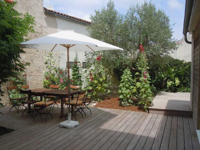Villa 6 pièces saint martin de re  12 pers.
