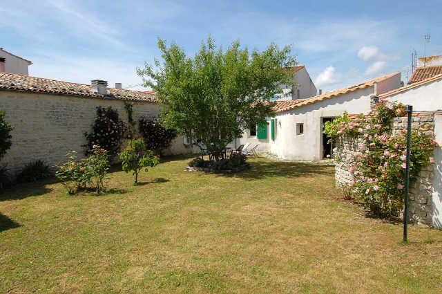 Villa 3 pièces sainte marie de re  4 pers.