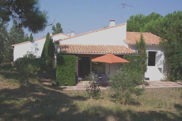 Villa 4 pièces sainte marie de re  5 pers.