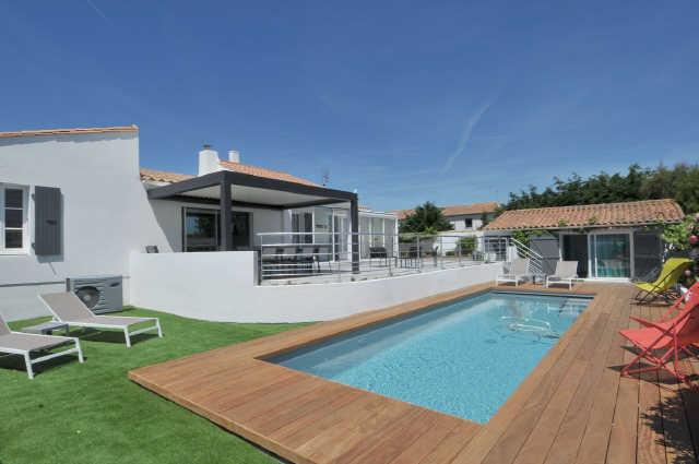 Villa avec piscine, Ars En Re