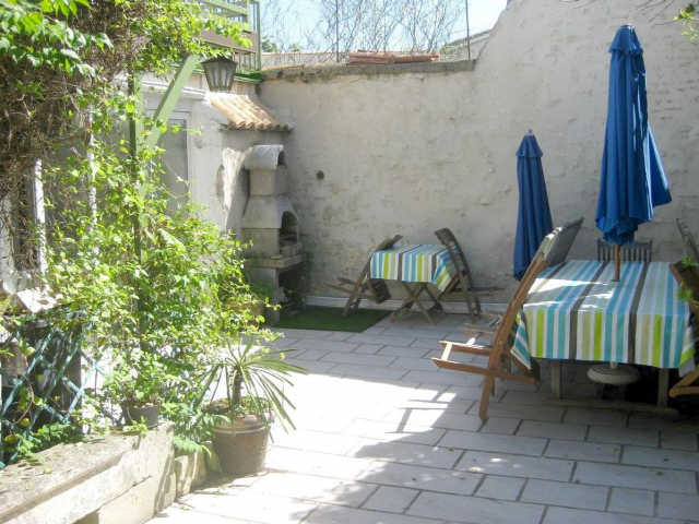 Villa 5 pièces le bois plage en re  8 pers.