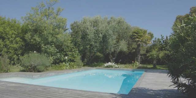 Villa avec piscine sainte marie de re  9 pers.