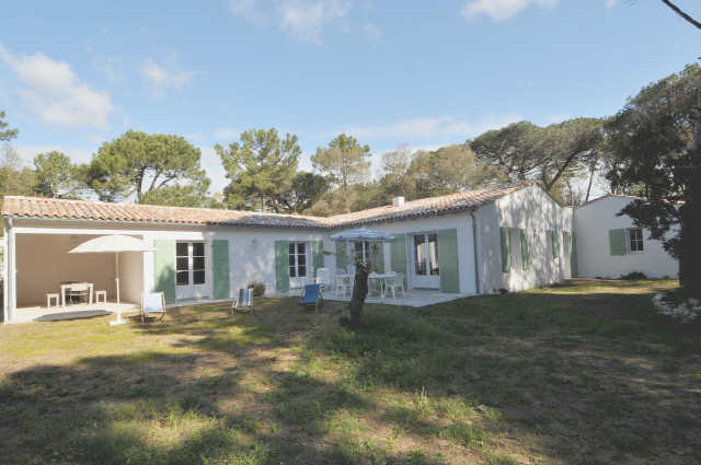 Villa 5 pièces, La Couarde Sur Mer