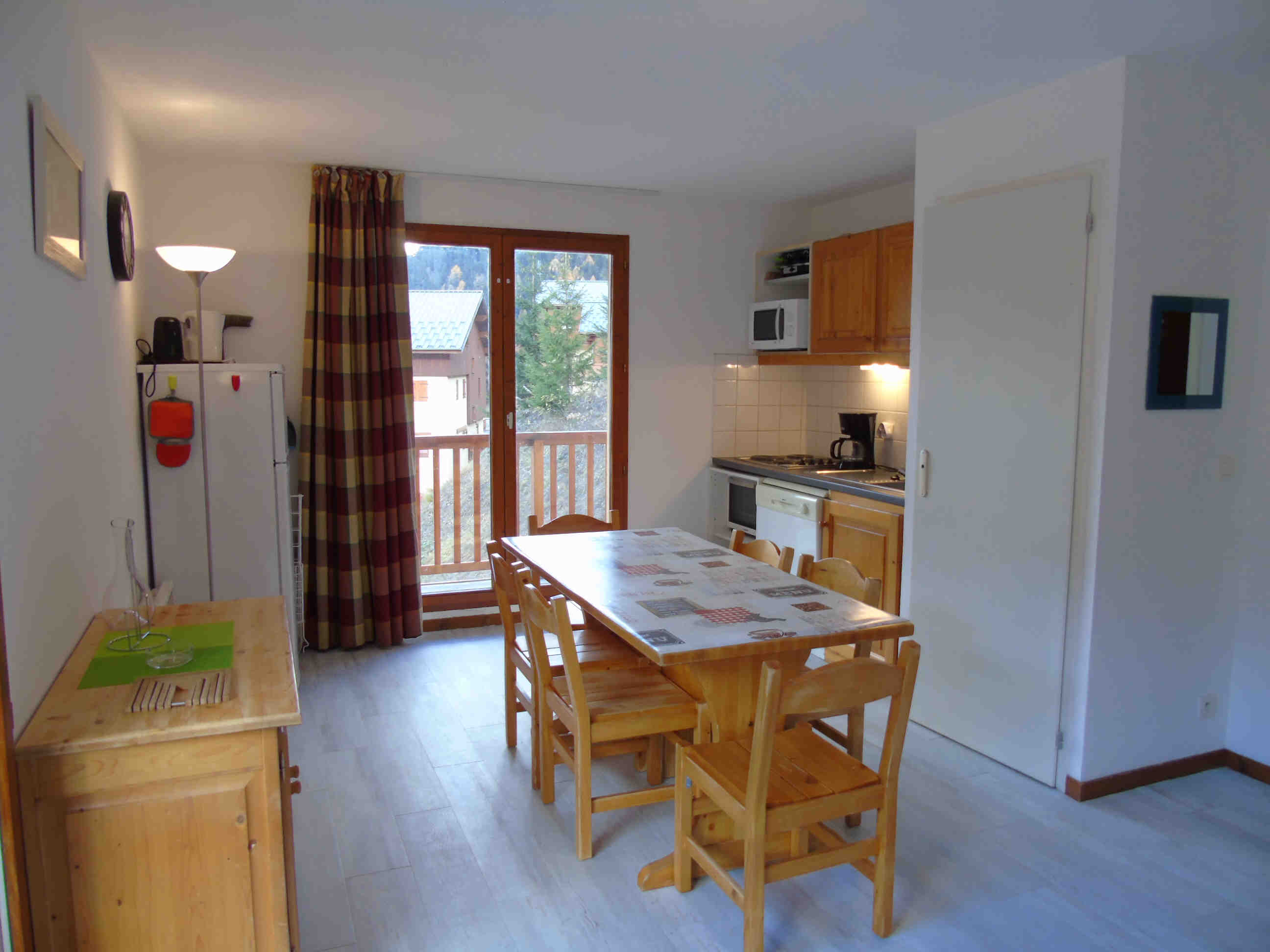 Chalet Arrondaz lot:60053 MODANE
