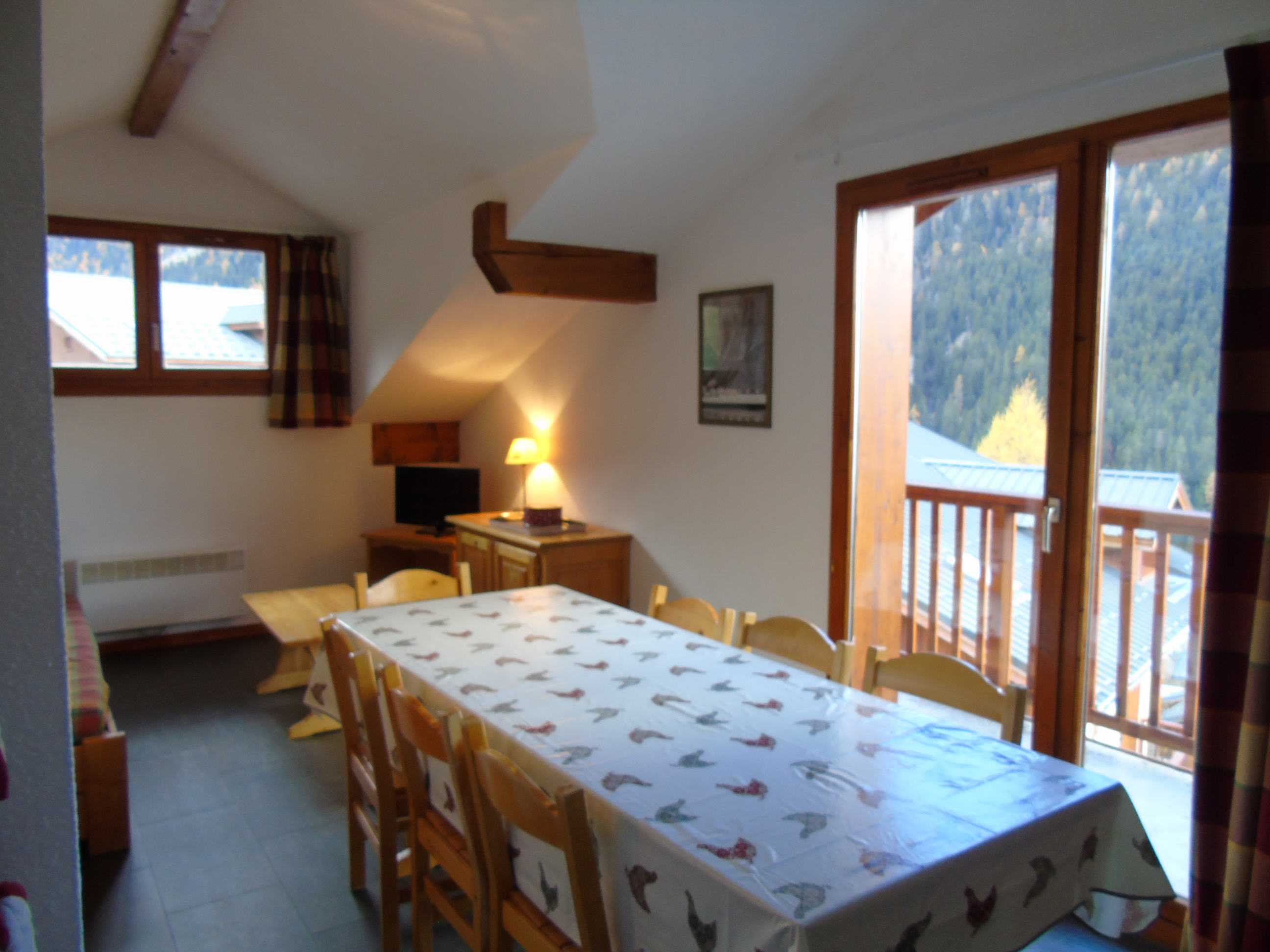 Chalet Arrondaz lot:60071 MODANE
