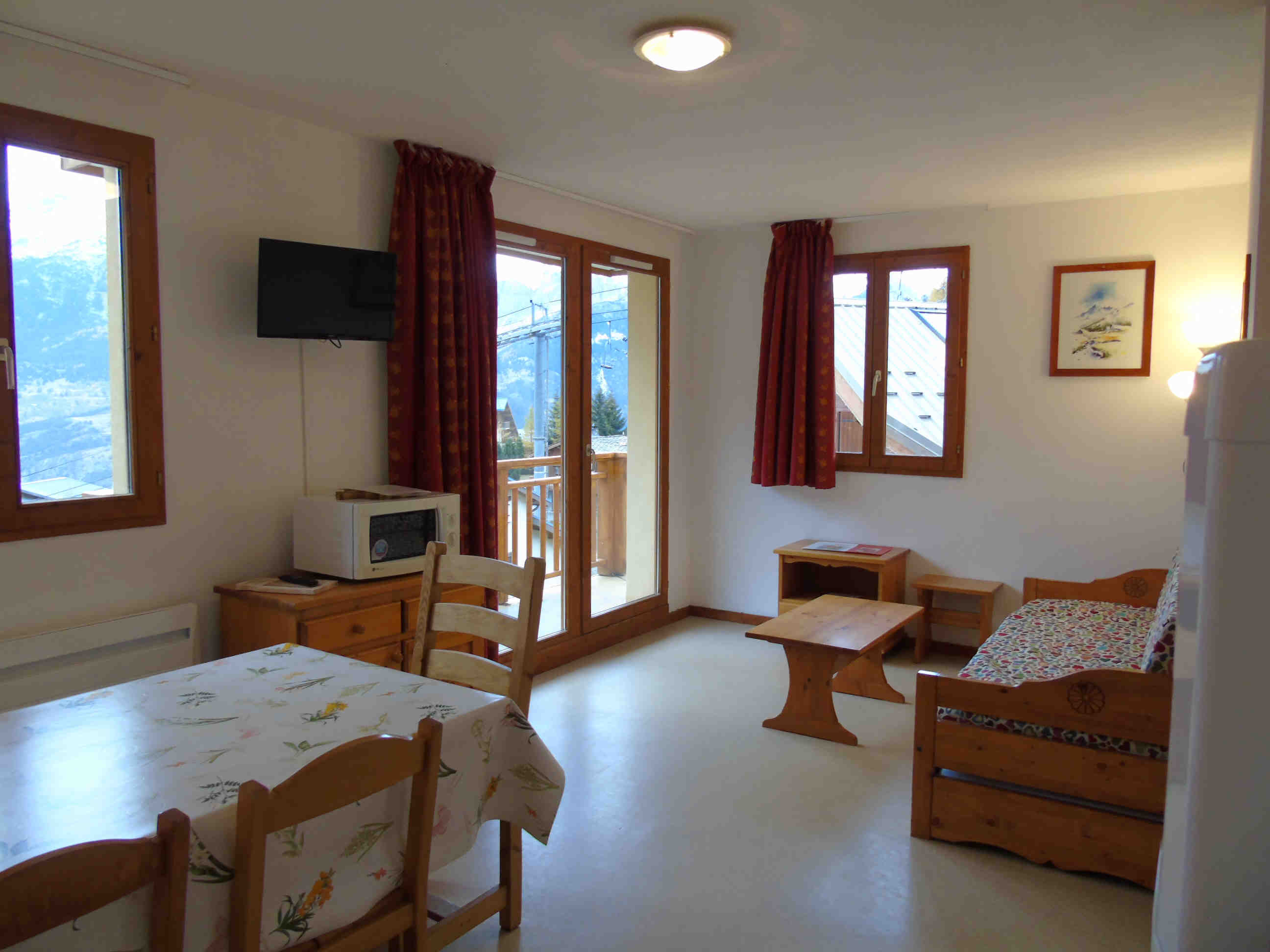 Chalet Arrondaz lot:60074 MODANE