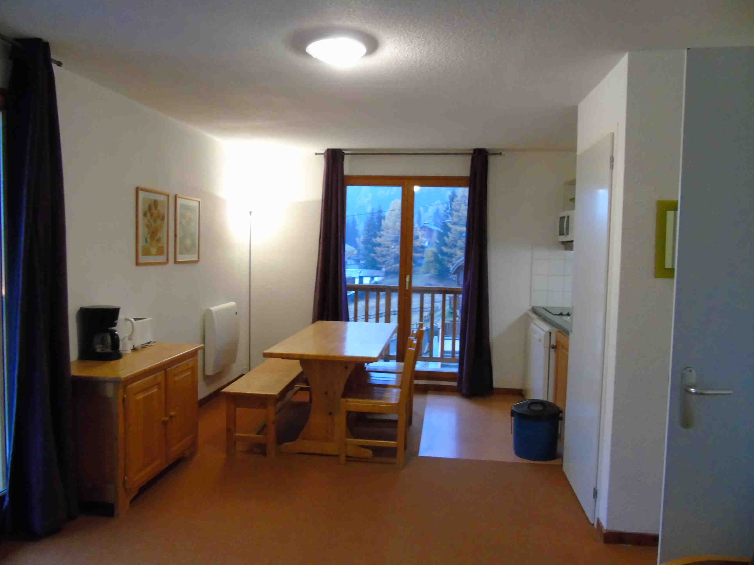 Chalet Arrondaz lot:61523 MODANE