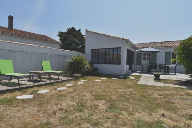 Villa 4 pièces, La Couarde Sur Mer