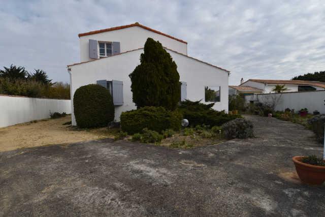 Villa la couarde sur mer  4 pers.