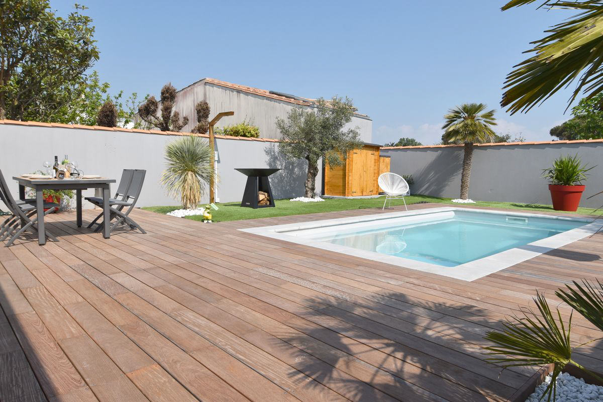 Villa 5 pièces la couarde sur mer  8 pers.